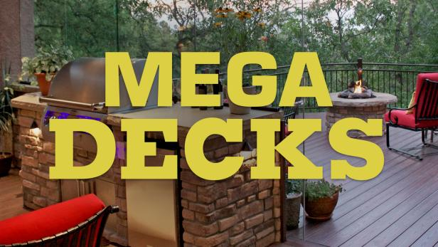 Mega Decks Diy
