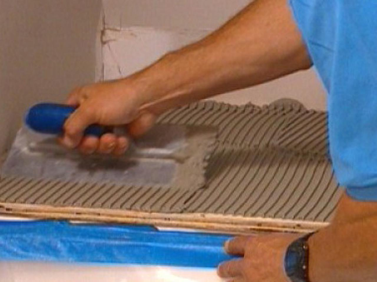 How To Install Tiles On A Kitchen Countertop How Tos Diy