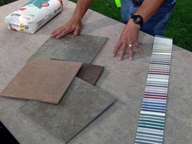 How To Tile A Porch How Tos Diy