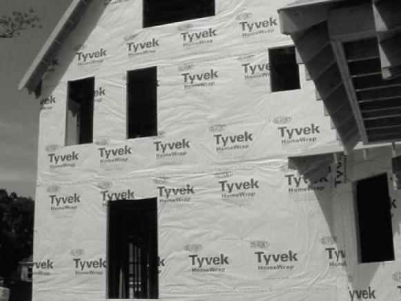 making a home watertight