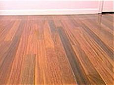installed pre finished hardwood flooring
