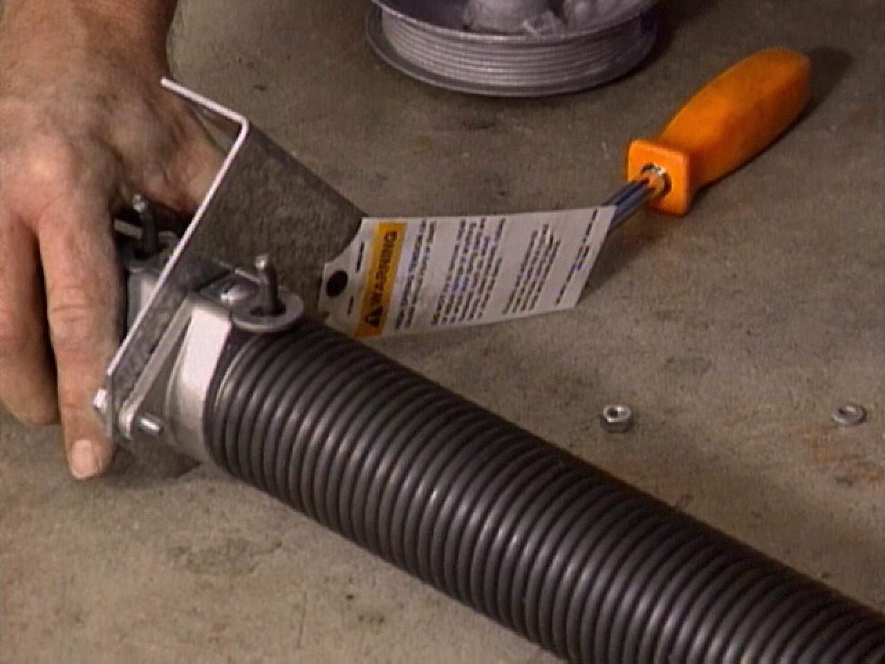 Free Download Installing Garage Door Torsion Spring