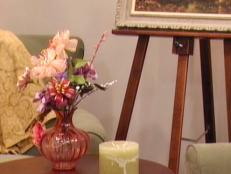 ribbon flower accents make an elegant bouquet
