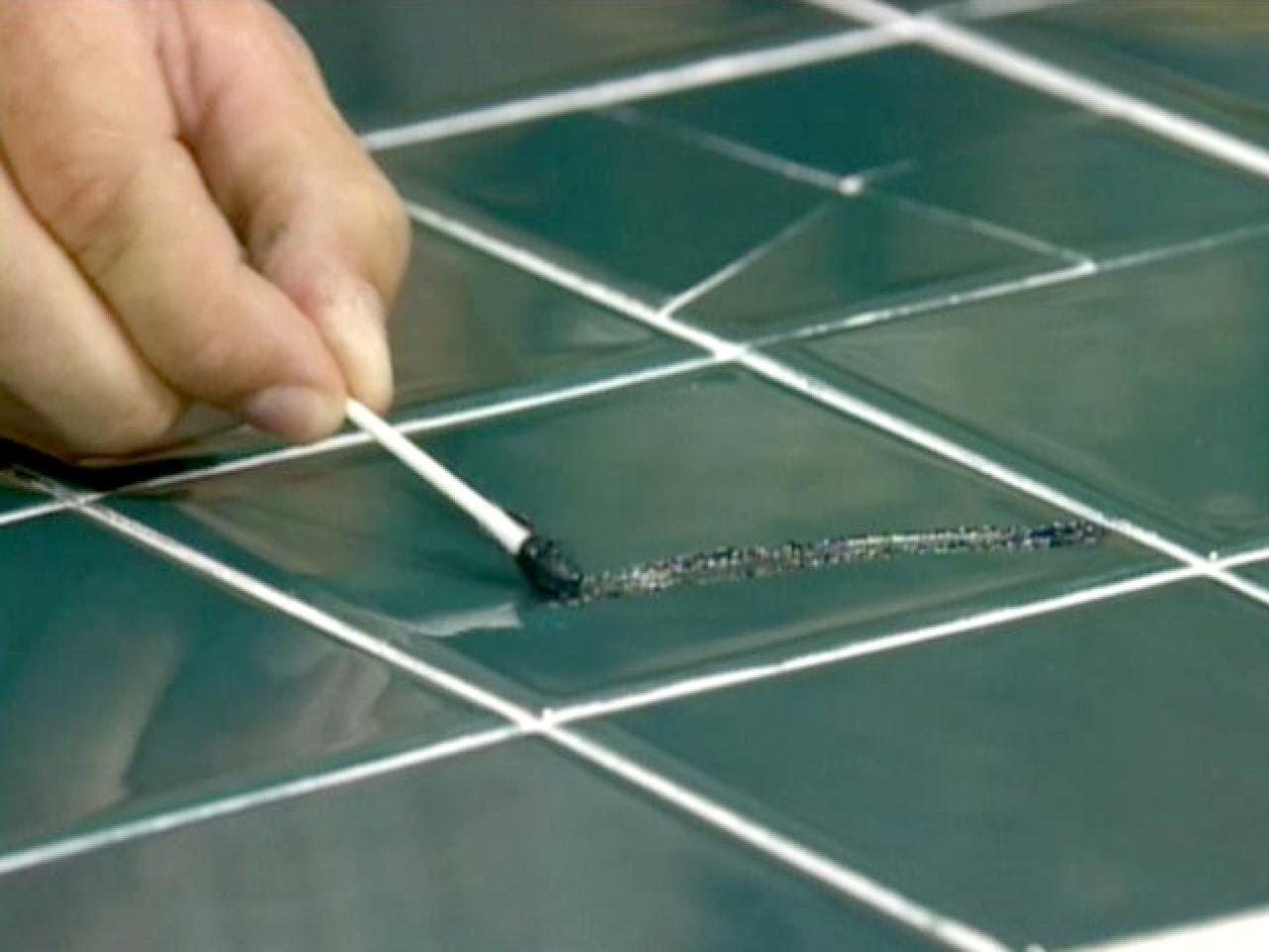How to repair cracked tiles how tos diy step 1 dailygadgetfo Choice Image
