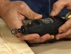 rotary tool is handheld power tool with rotary tip