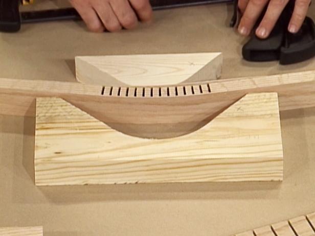 How To Bend Wood How Tos Diy