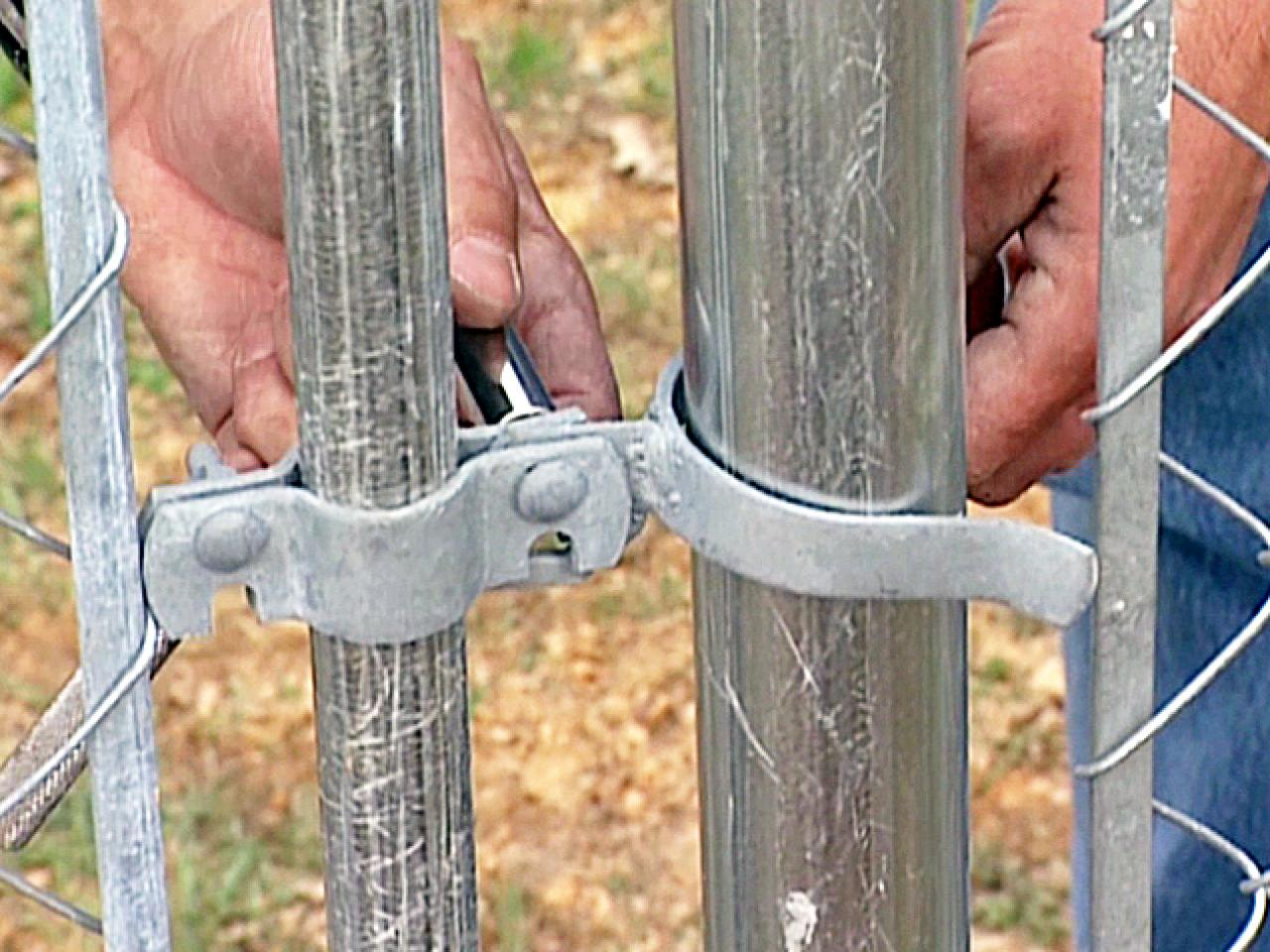 Chain Link Fence Parts Latch