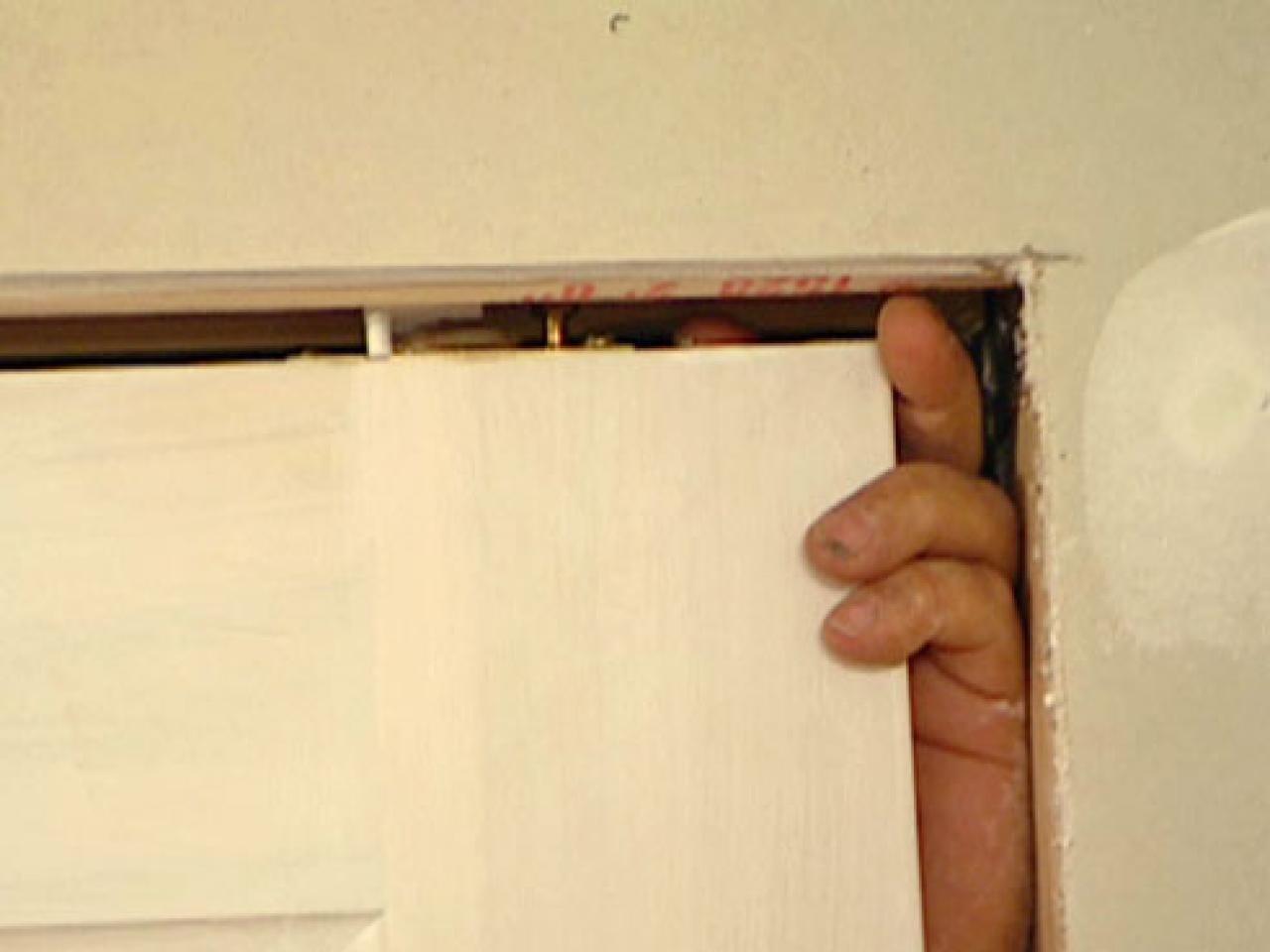 Pocket Door Retrofit How To Install A Pocket Door How Tos Diy