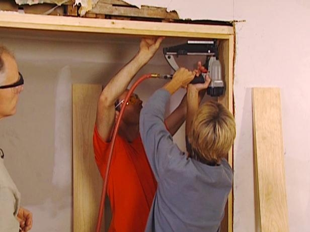 How to install a new door jamb how tos diy for Garage side door and frame