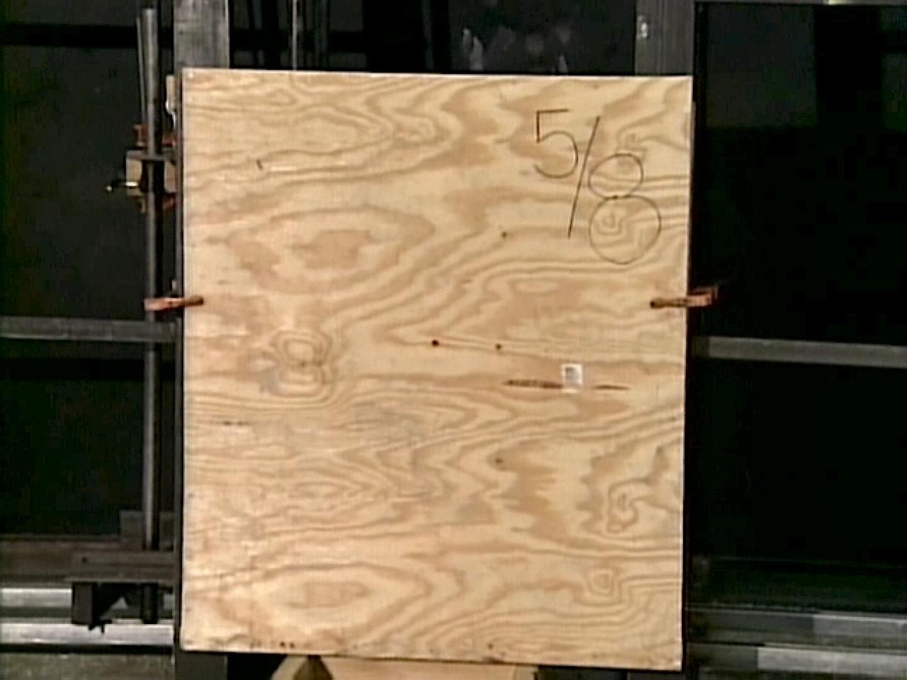 How To Build And Install Plywood Hurricane Shutters How