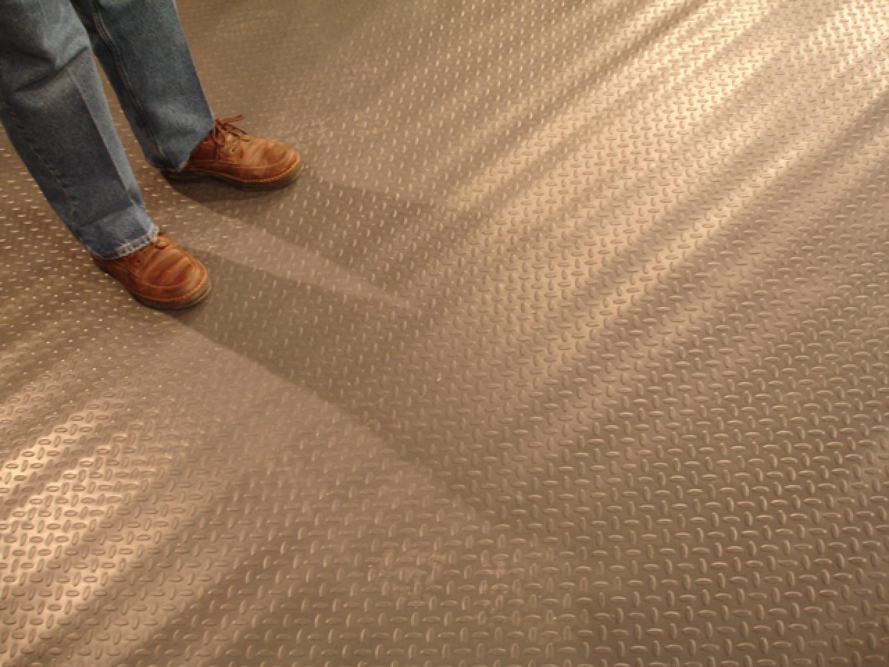 Workshop Flooring Options Workshop Design Ideas, Organization ... - ^