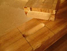 tips for cutting mortise and tenon joints