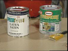 Latex Exterior Paints