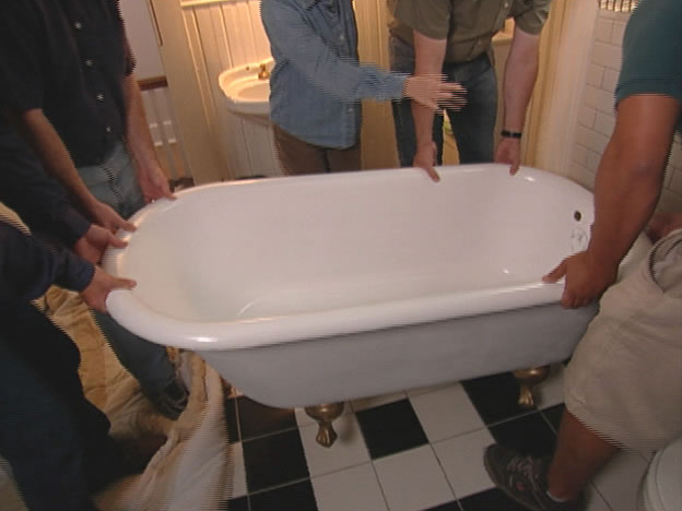 Excellent Bathtub Refinishing Company Big Bathroom Refinishers Flat Bathtub Repair Refinishing Young Surface Refinishing ColouredTub Reglazing Cost How To Reglaze A Clawfoot Tub | How Tos | DIY