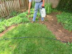 lawn - Aerate Lawn