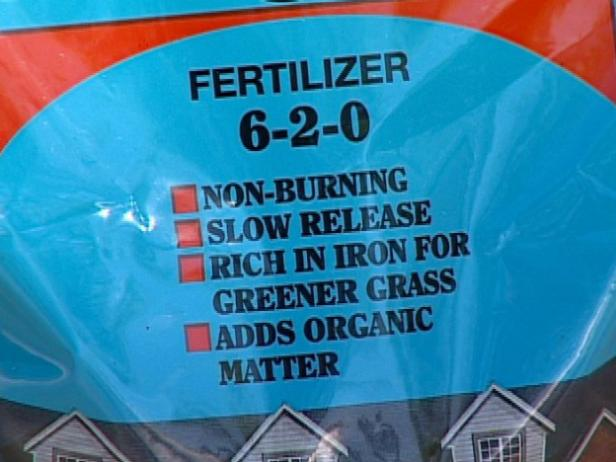 fertilizer is key to full and healthy grass