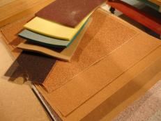 using the right sandpaper for projects