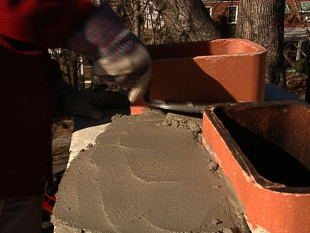 How To Repair Chimney Mortar