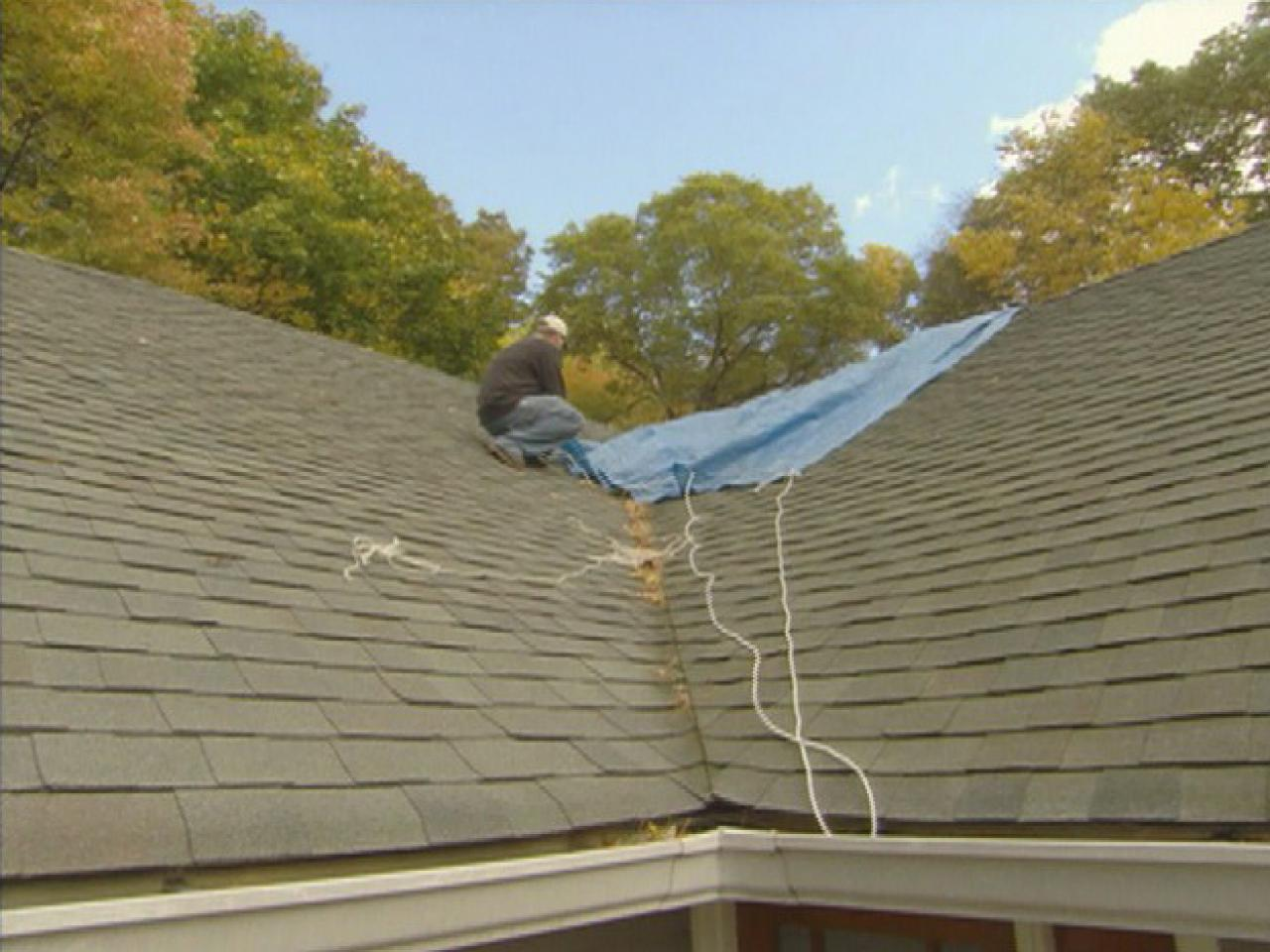 Leaking Roof Repair top 10 roofing tips | diy