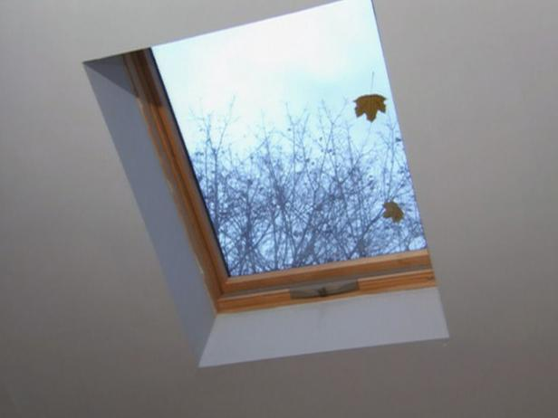 keep skylight like new with waterproof flashing