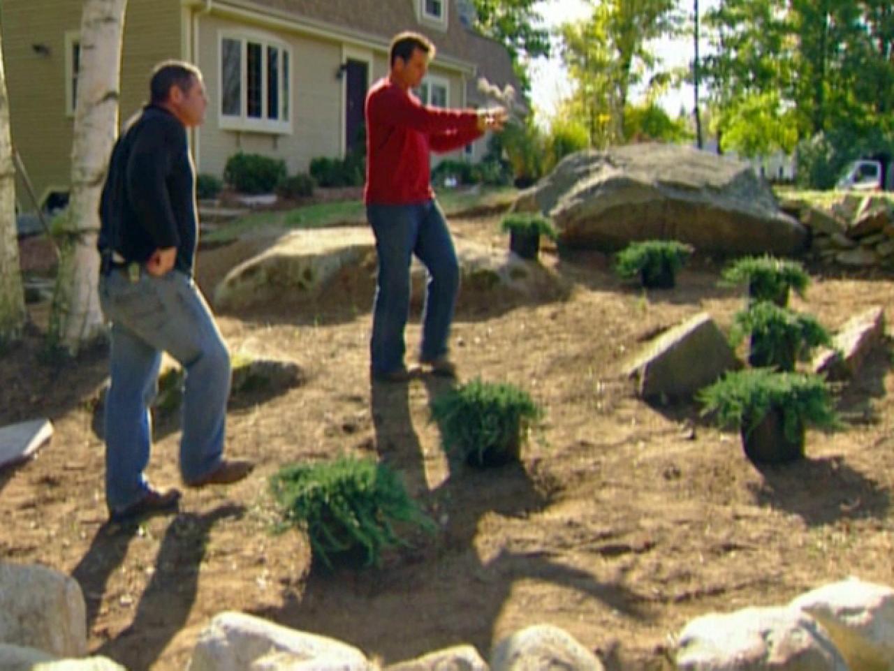 How to Make a Rock Garden | how-tos | DIY