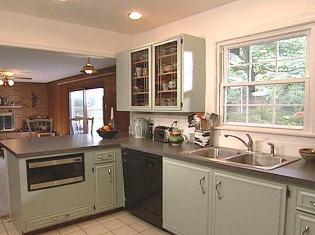 Easy Kitchen Cabinets