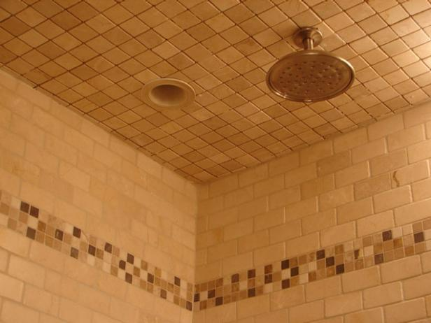 How To Install Tile In A Bathroom Shower How Tos Diy