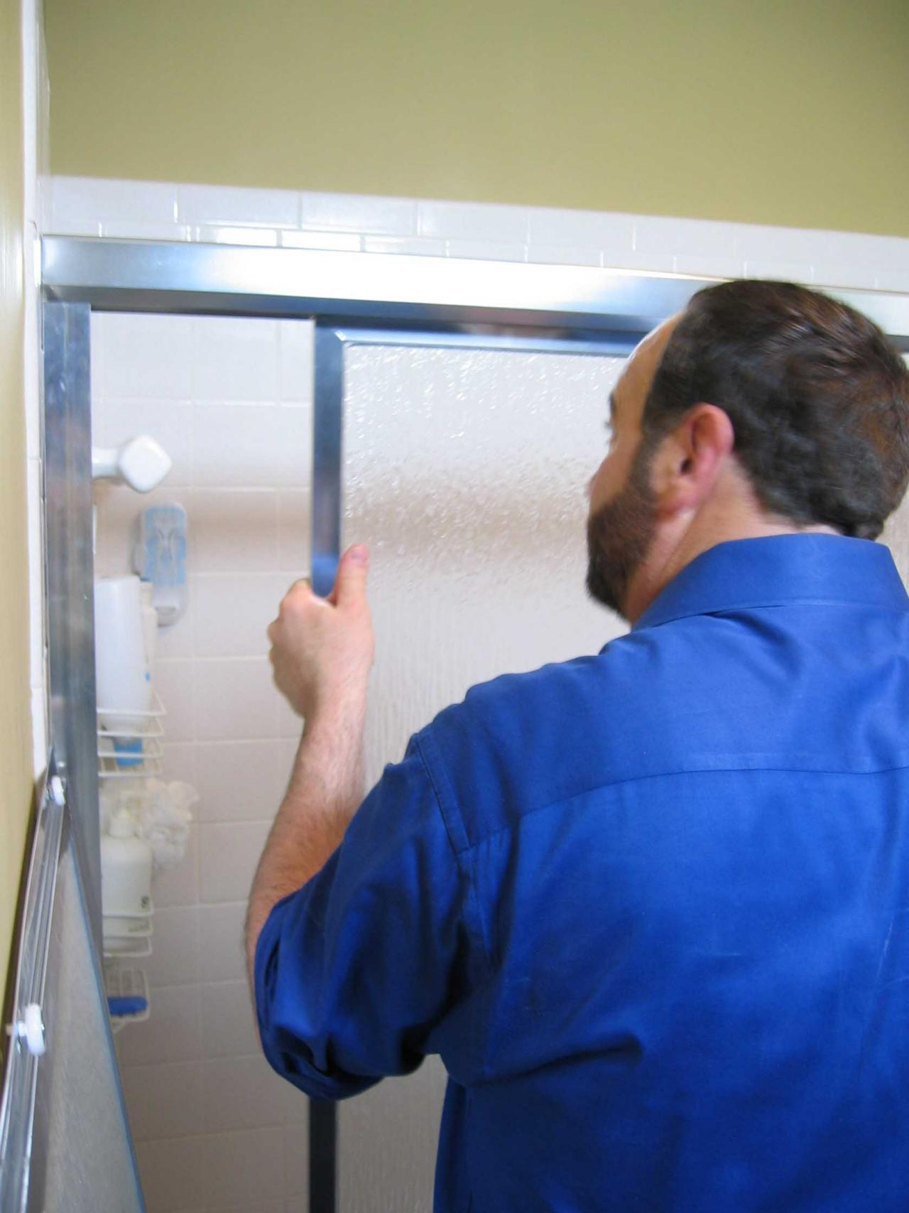 How To Replace A Shower Door