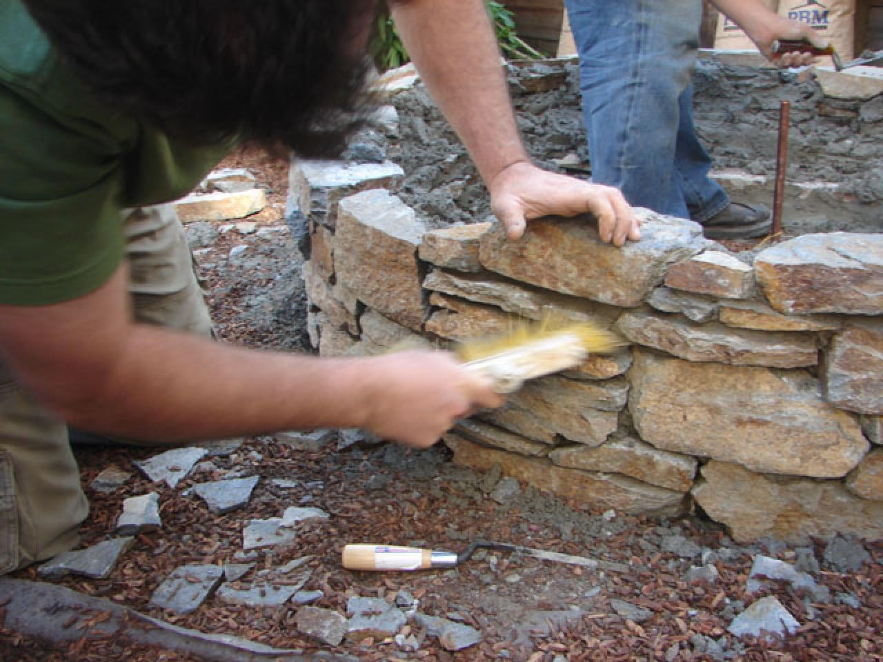 how to build a fire pit and grill how tos diy