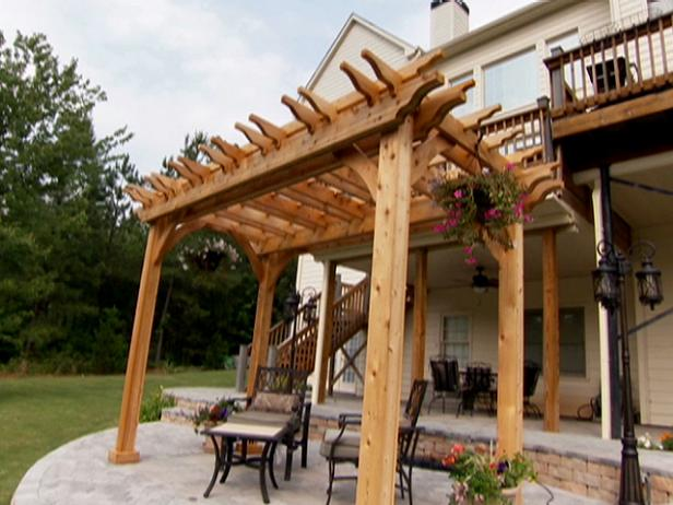 Pergola Plans And Design Ideas - How To Build A Pergola | Diy
