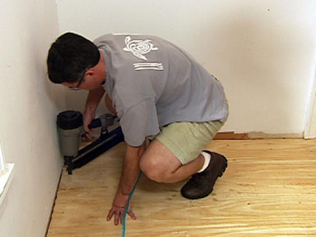 Level Out Bathroom Floor : How to level a floor tos diy