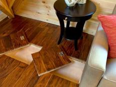 Flooring Ideas amp Installation Tips For Laminate Hardwood