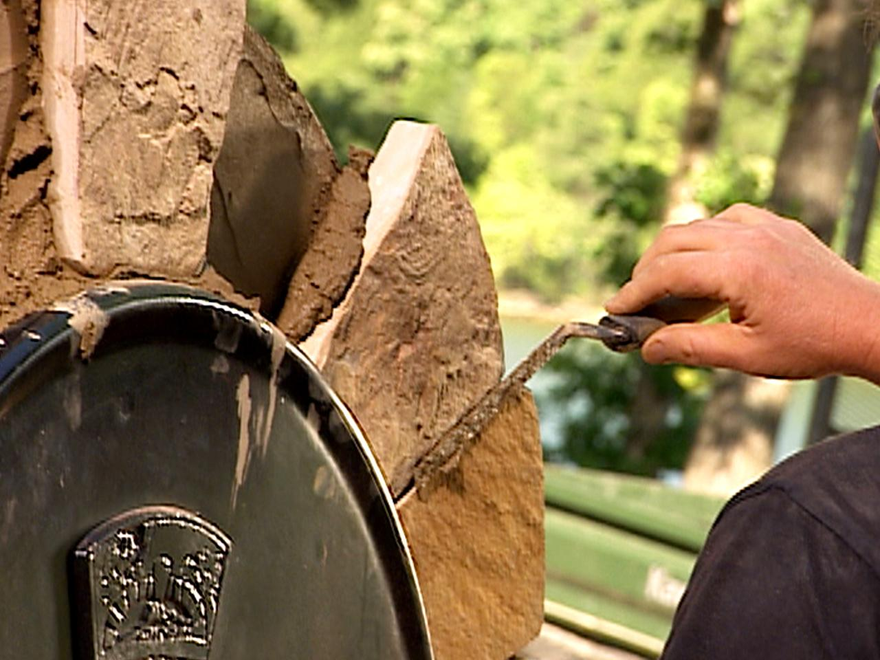 How to build an outdoor pizza oven how tos diy for Outdoor oven diy