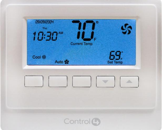 Remote Control Thermostat