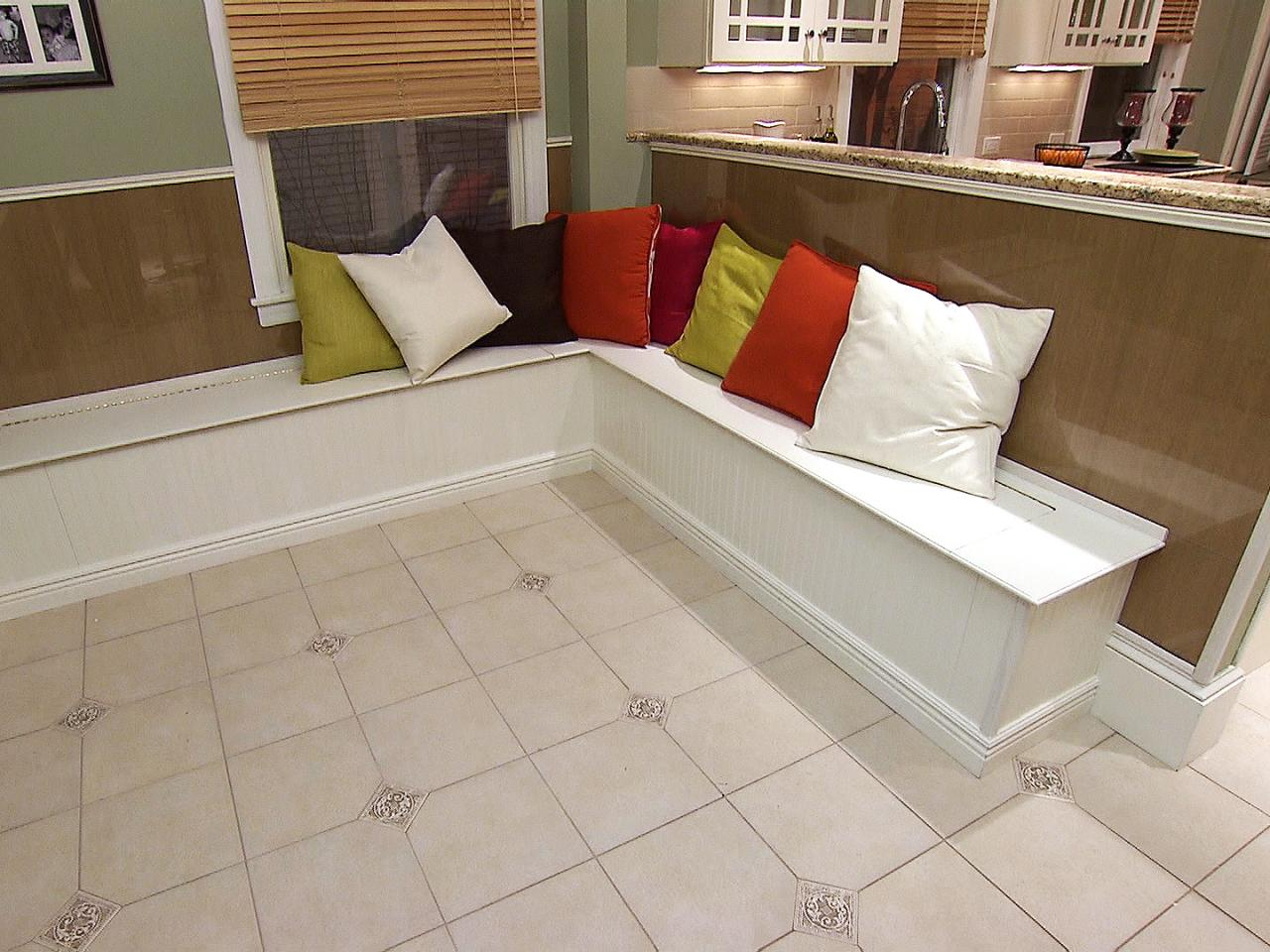 how to build banquette seating how tos diy. Black Bedroom Furniture Sets. Home Design Ideas