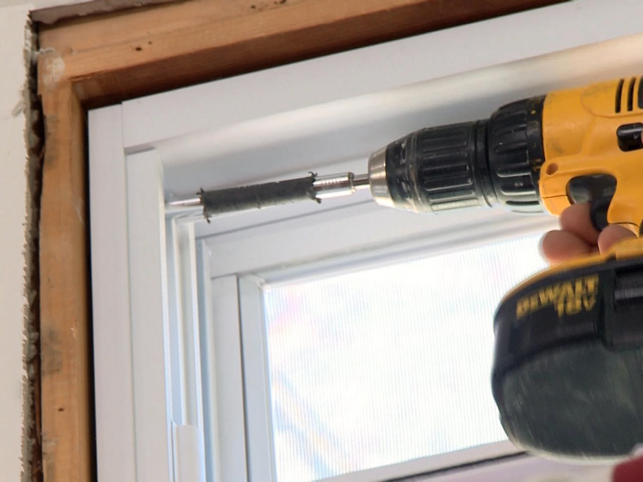 how to install a new window how tos diy dkim113 window cedar chips s4x3