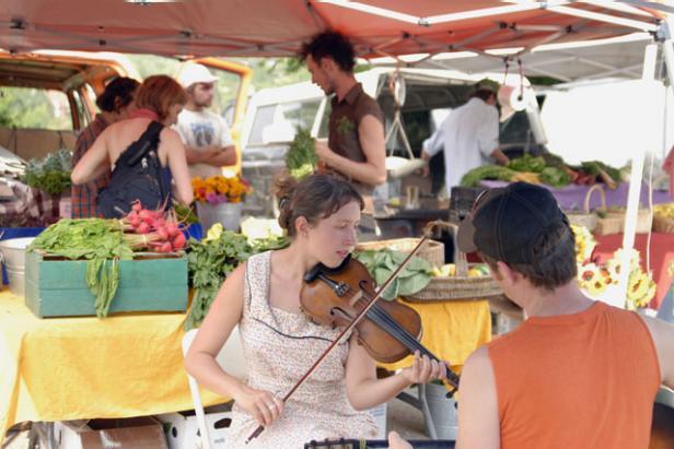 Farmers Market Musicians
