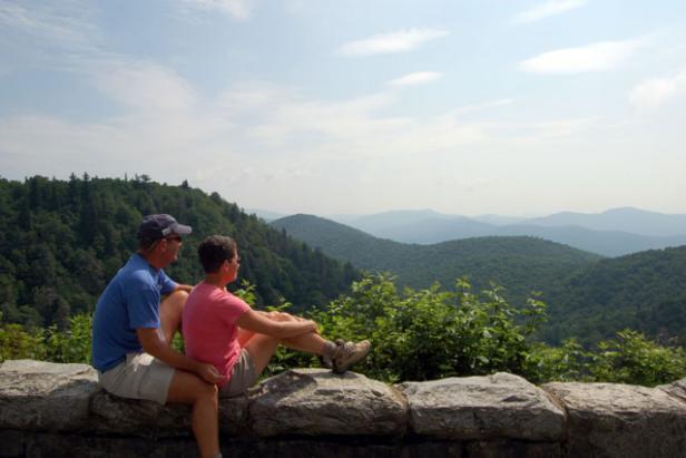 Stunning Mountain Views
