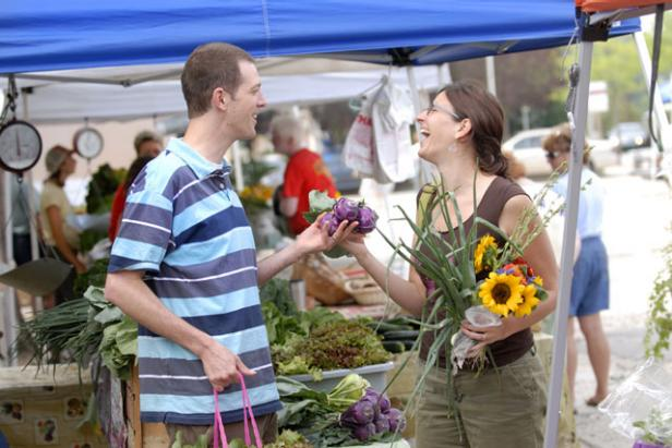 Asheville Farmers Markets