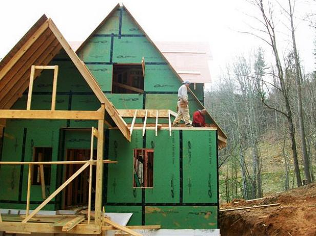 Blog Cabin Crew Installs Shed Roof