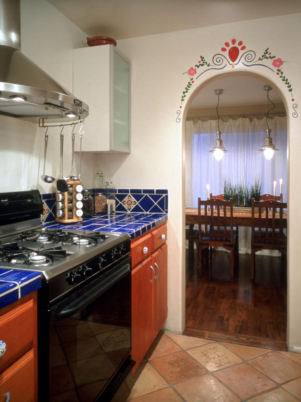 Kitchens With Saltillo Tile Floors Guide To Creating A Southwestern Kitchen Diy