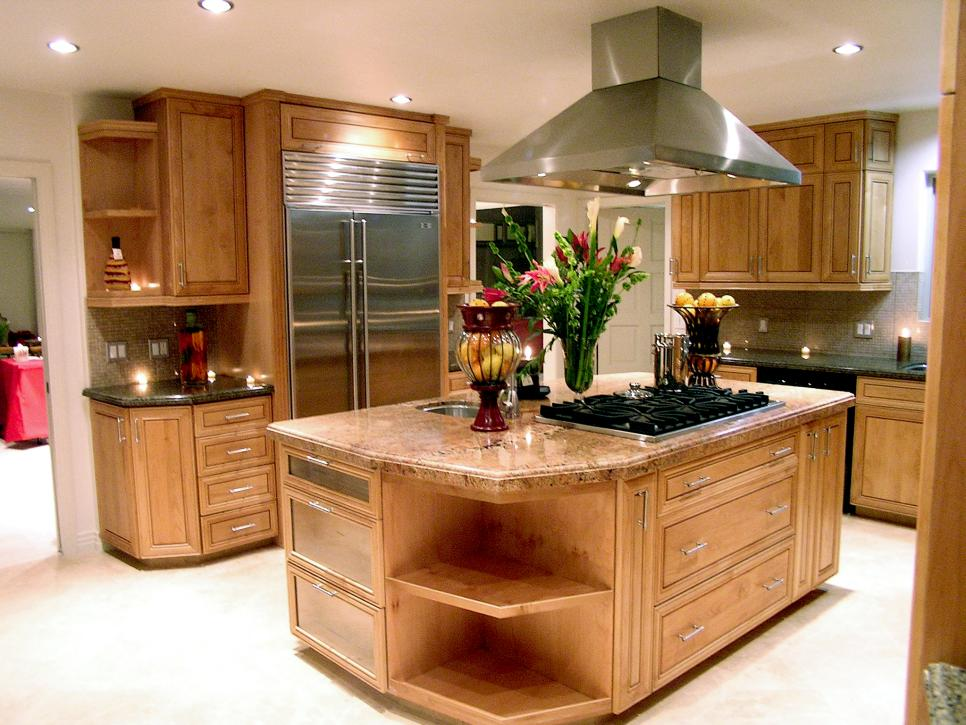 Kitchens With Islands | Kitchen Islands Add Beauty Function And Value To The Heart Of