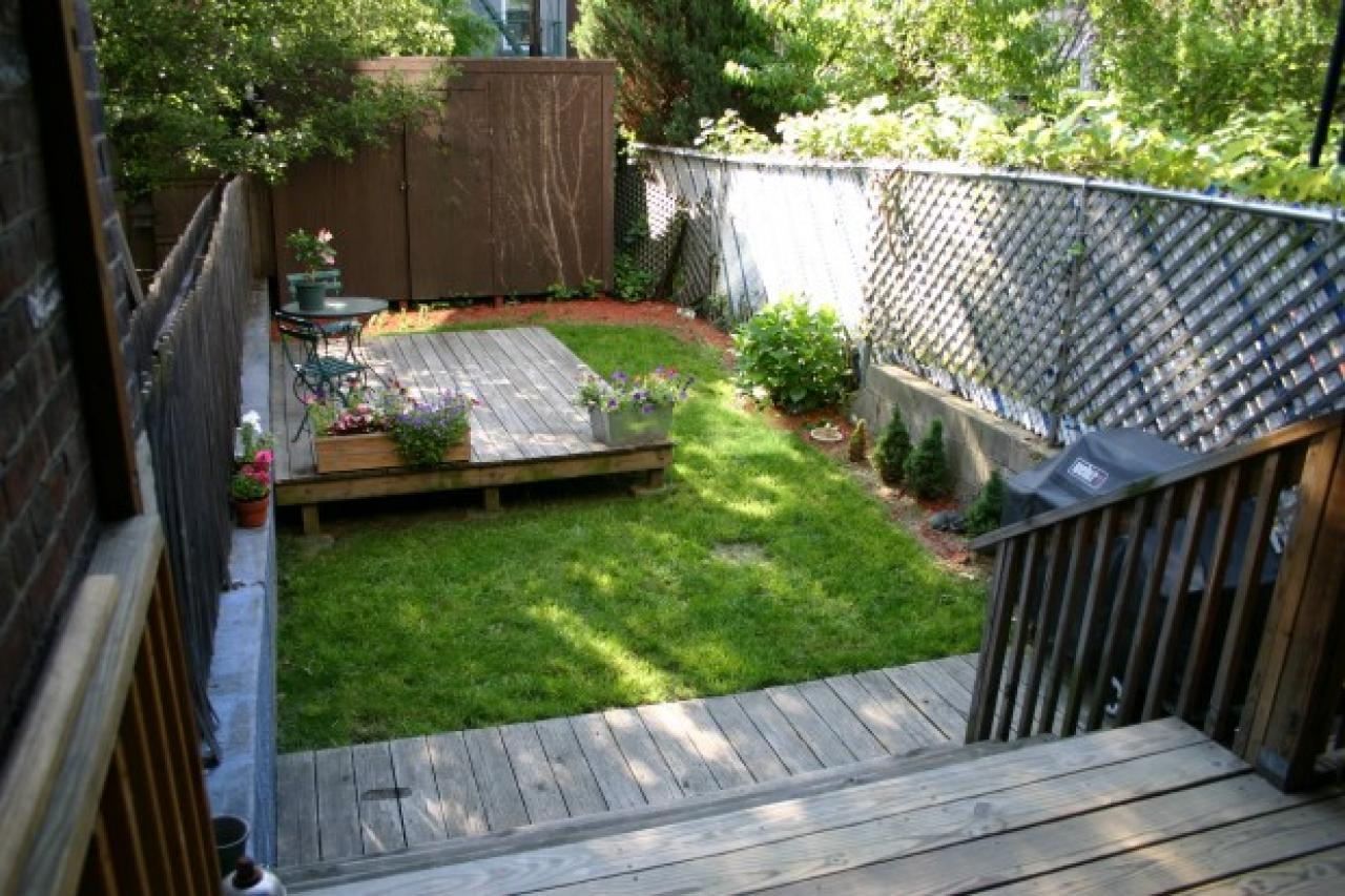 Small Backyard Design small yards, big designs | diy