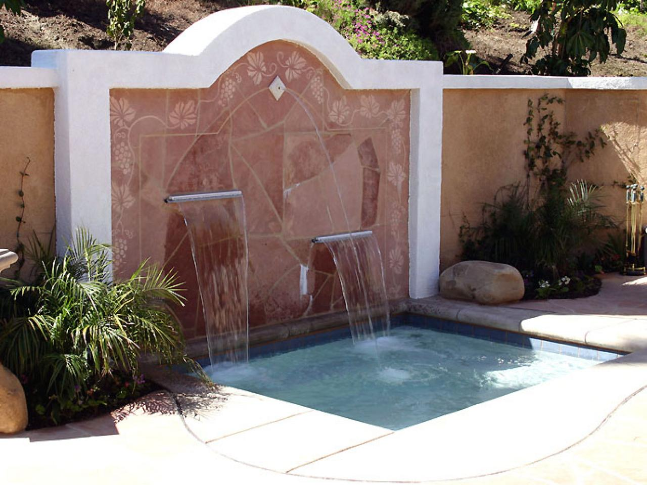 Water features for any budget diy Home water features