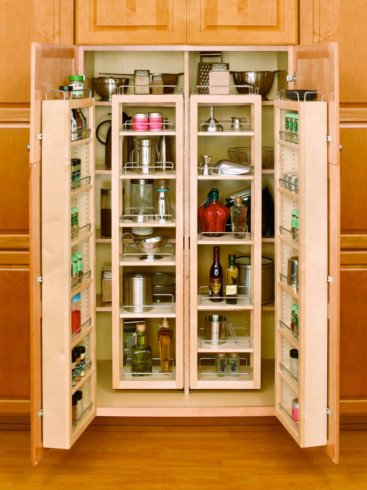 pantries for an organized kitchen | diy