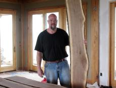Blog Cabin Carpenter: Allen Crawford