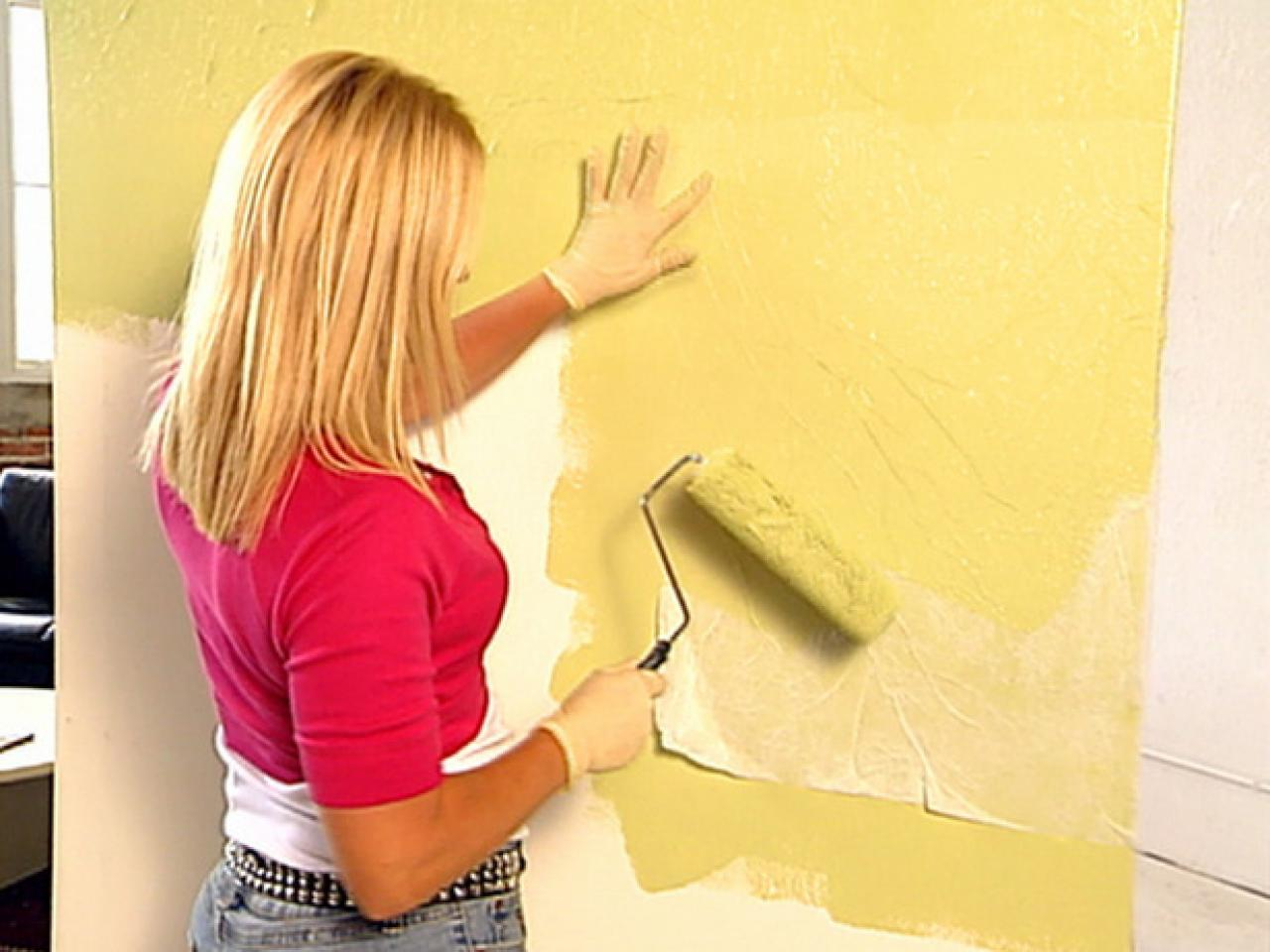 Painting Wall Method - Step 2