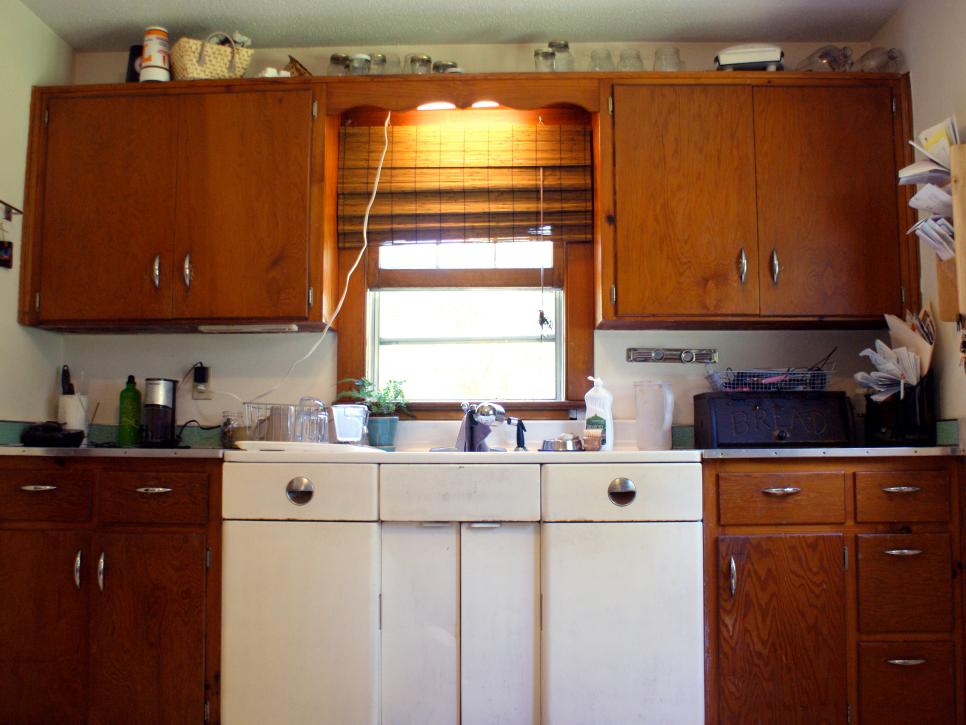1950S Kitchen Cabinets Beauteous Run My Renovation A Kitchen Makeover Designedyou  Diy Decorating Design