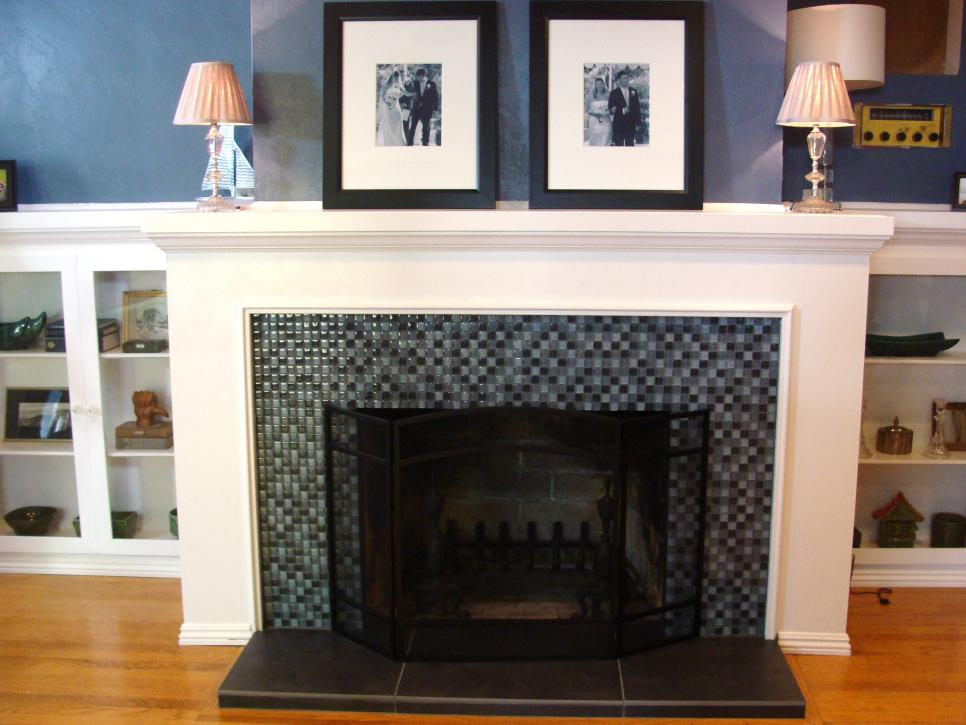 Fireplace Makeovers: Before and Afters From House Crashers | House ...