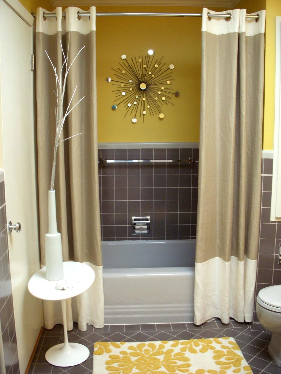 Bathrooms On A Budget Our Favorites From Rate My Space DIY - Diy bathroom remodel for small bathroom ideas